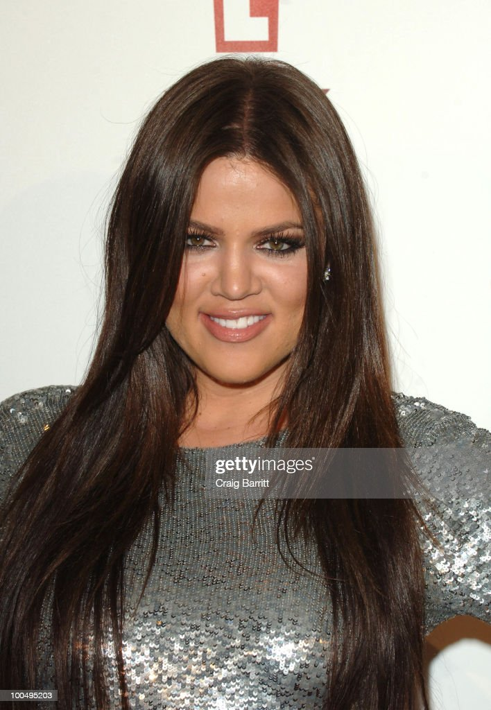 Khloe Kardashian arrives at E! Entertainment's 20th Birthday Celebration at The London Hotel on May 24, 2010 in West Hollywood, California.