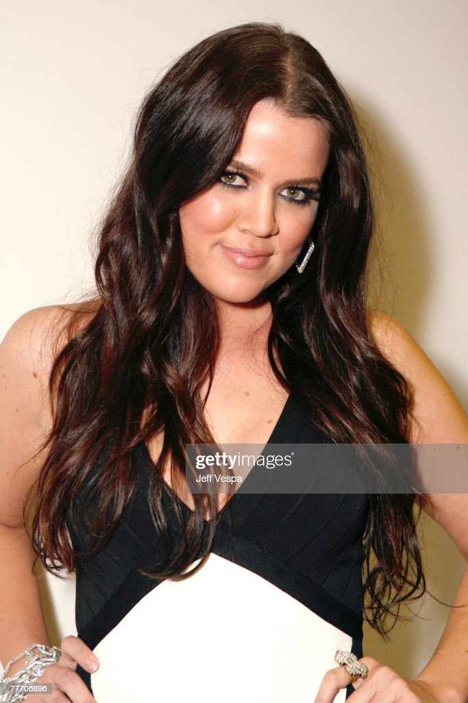 """Keeping Up With The Kardashians"" Premiere Party : News Photo"