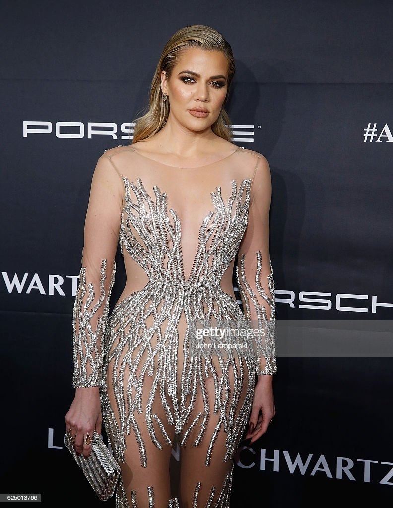 Khloe Kardashian attends the 2016 Angel Ball at Cipriani Wall Street on November 21, 2016 in New York City.