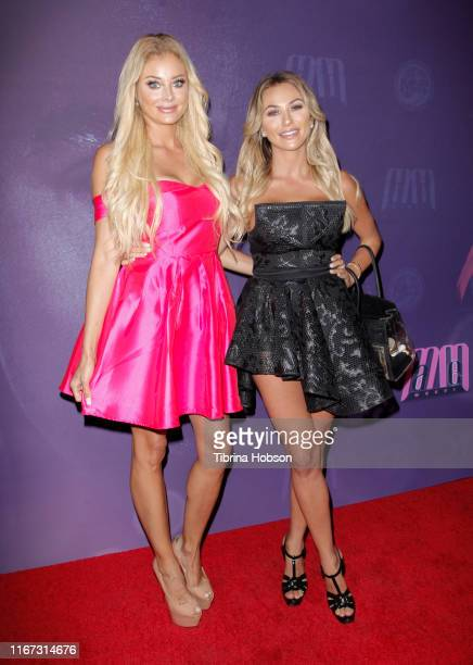 Khloe Terae and Guest attend the MaMe Mogul Productions Webber Films Muddy Water Films Presents Dear Frank movie premiere starring Brian White...