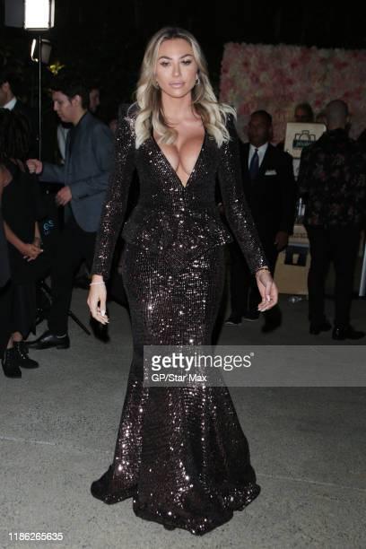 Khloe Terae is seen on December 2 2019 in Los Angeles California