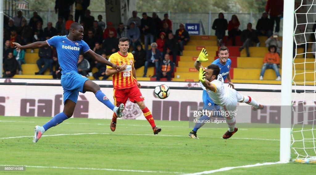 Benevento Calcio v ACF Fiorentina - Serie A : News Photo