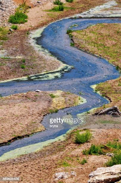 Khowarib Gorge and  Hoanib River in Damaraland,Namibia