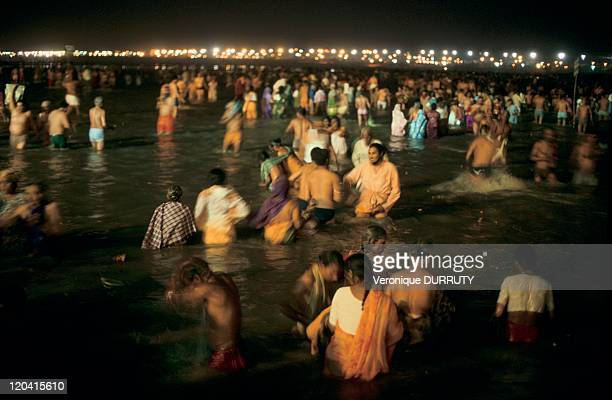 Khumb Melah festival in Allahabad India Book Parfums de l'Inde p1819 The Feast of Khumb Mela Allahabad is a major Hindu pilgrimage that takes place...