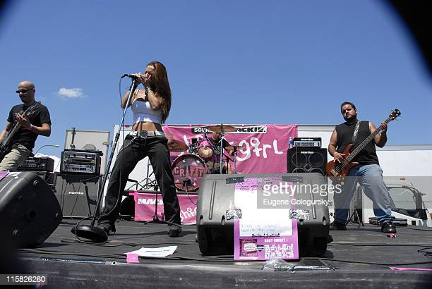 KHz during 2006 Vans Warped Tour - Uniondale at Nassau Coliseum in Uniondale, New York, United States.