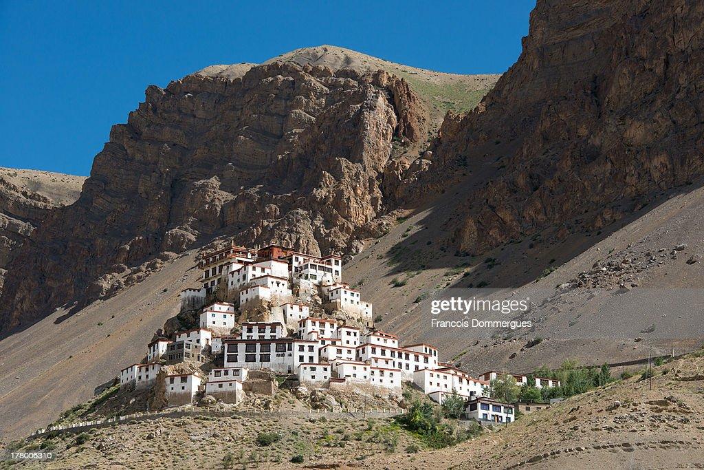 Ki Monastery : News Photo
