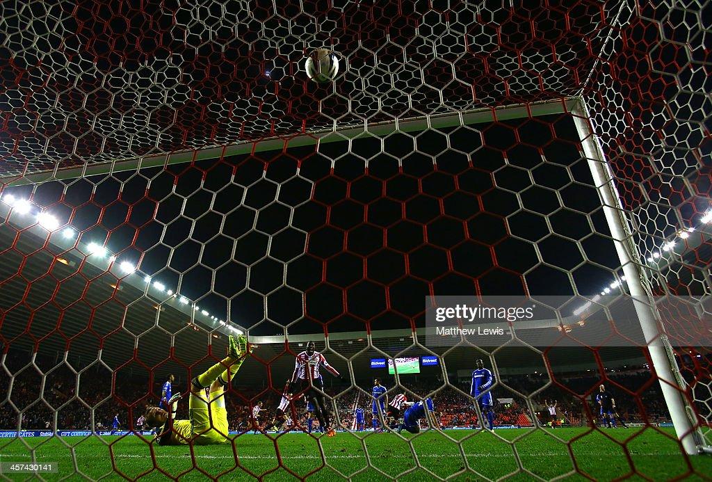 Sunderland v Chelsea - Capital One Cup Quarter-Final : News Photo
