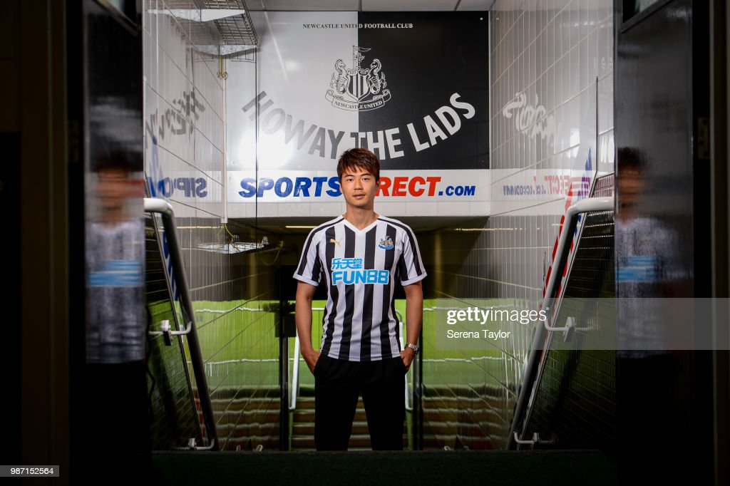 Newcastle United Unveil New Signing Ki Sung-yueng : News Photo