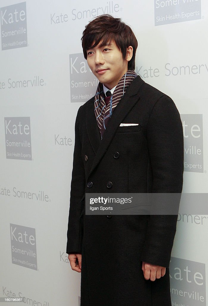 Ki Tae-Young attends the 'Kate Somerville' Launch Event at Park Hyatt Seoul on February 5, 2013 in Seoul, South Korea.