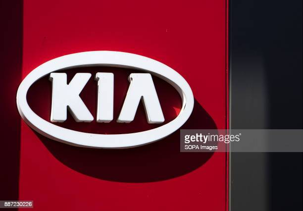 Kia automobile dealership Sign Kia is a South Korean manufacturer of automobiles and commercial vehicles
