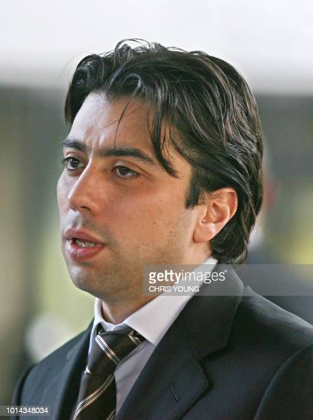 Kia Joorabchian football agent for Argentine footballer Carlos Tevez attends a Labour Party fundraising event in London 12 July 2007 A Federal judge...