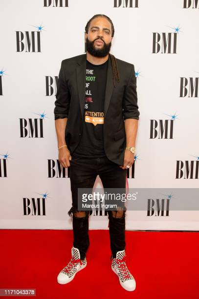 Kia Shine attends the 2019 BMI RB/HipHop Awards on August 29 2019 in Sandy Springs Georgia