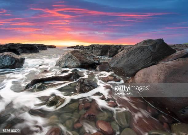 Kiama Dawn, Southern coastline of NSW