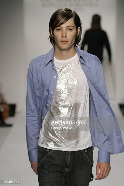 Kian Mitchum wearing Morphine Generation Fall 2006
