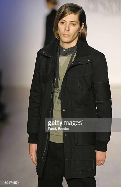 Kian Mitchum wearing Morphine Generation Fall 2007