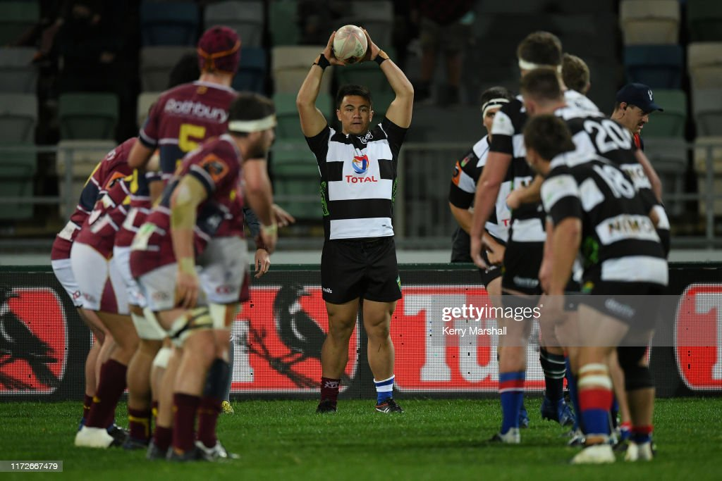 Mitre 10 Cup Rd 5 - Hawke's Bay v Southland : News Photo