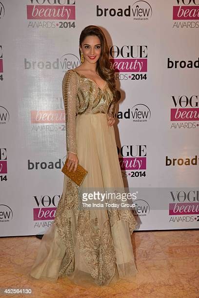 Kiara Advani at Vogue Beauty Awards in Mumbai