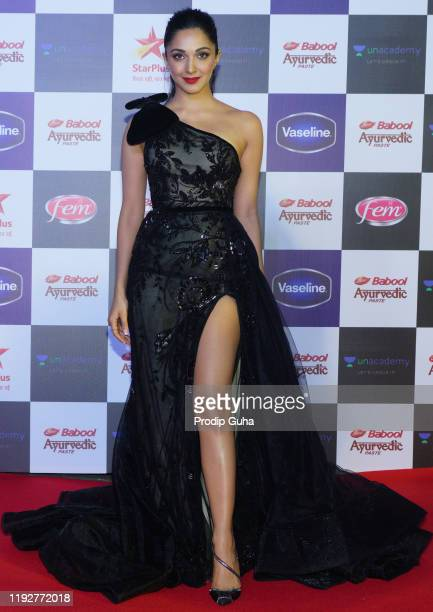Kiara Advani attends the Star Screen Awards 2019 at Filmcity on December 082019 in Mumbai India