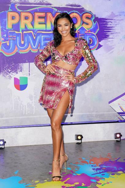 FL: Premios Juventud 2021 - Arrivals