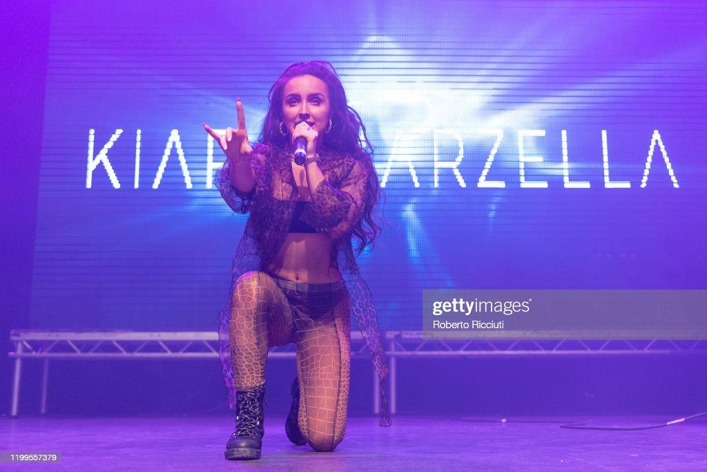 Ashanti Performs At O2 Academy Glasgow : News Photo