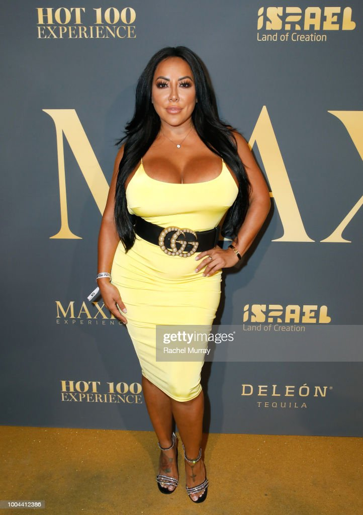 The 2018 Maxim Hot 100 Party : Fotografía de noticias