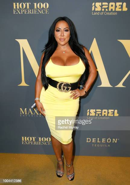 Kiara Mia attends The 2018 Maxim Hot 100 Party at Hollywood Palladium on July 21, 2018 in Los Angeles, California.