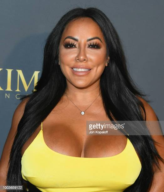 Kiara Mia attends The Maxim Hot 100 Experience at Hollywood Palladium on July 21 2018 in Los Angeles California