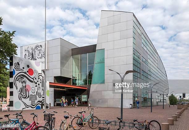 Kiasma Modern art Museum at Helsinki, Finland