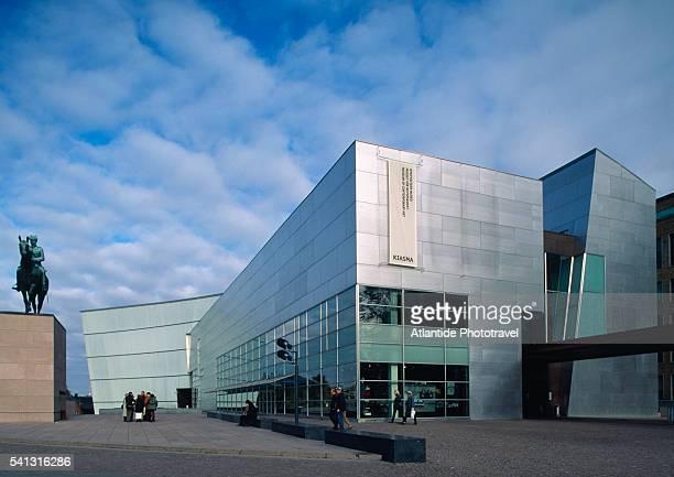 Kiasma Modern Art Museum in Helsinki