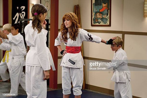 UP Kick It Up After Deuce points out that Rocky and CeCe are joined at the hip like Gunther and Tinka they decide to start doing some things apart...