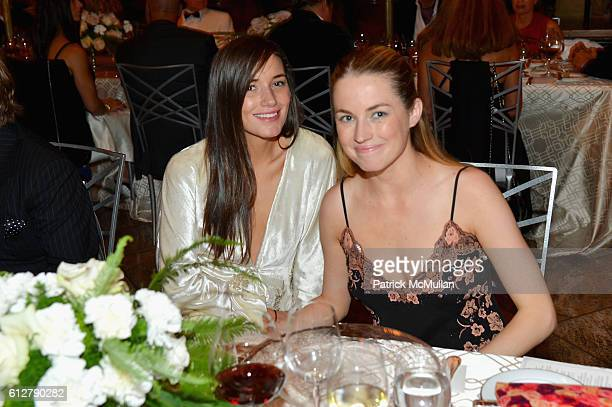 Kick Kennedy and Amanda Hearst attend Hearst Castle Preservation Foundation Annual Benefit Weekend Legends of the Silver Screen Costume Gala at...