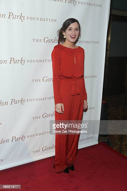 Kick Kennedy attends 2014 Gordon Parks Foundation awards dinner at Cipriani Wall Street on June 3 2014 in New York City