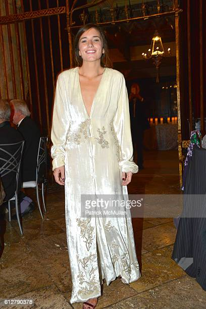 Kick Kennedy attends Hearst Castle Preservation Foundation Annual Benefit Weekend Legends of the Silver Screen Costume Gala at Hearst Castle on...