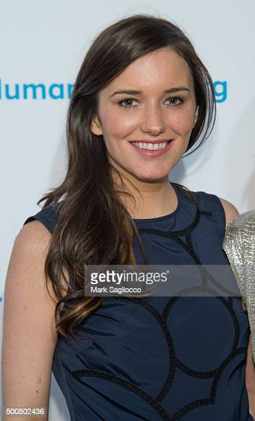 Kick Kennedy attends the Robert F Kennedy Human Rights 2015 Ripple Of Hope Awards at New York Hilton Midtown on December 8 2015 in New York City