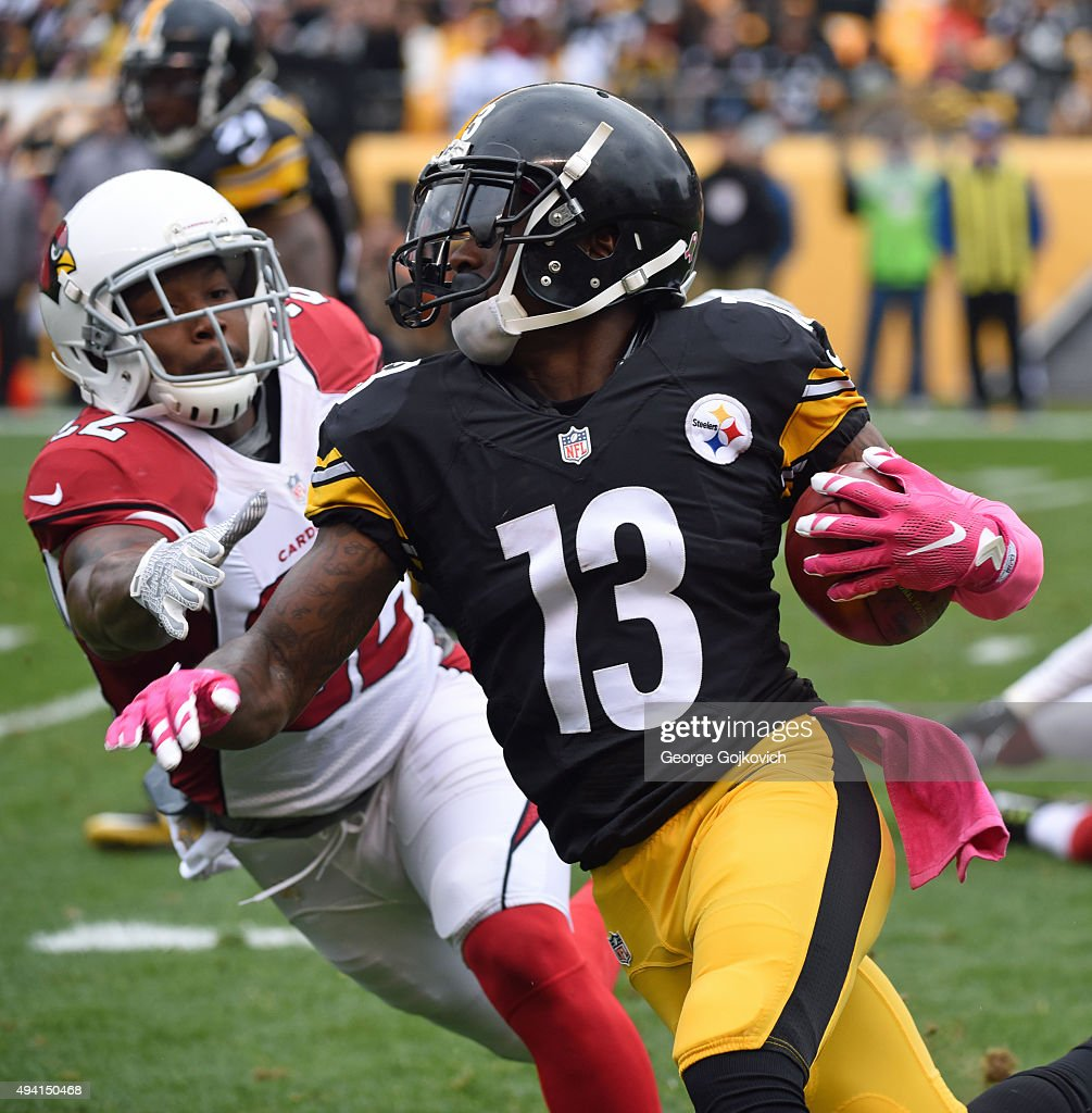 Arizona Cardinals v Pittsburgh Steelers