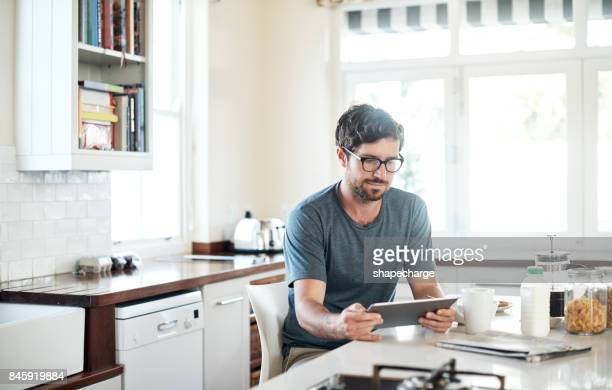 kick start the day and connect - one young man only stock pictures, royalty-free photos & images