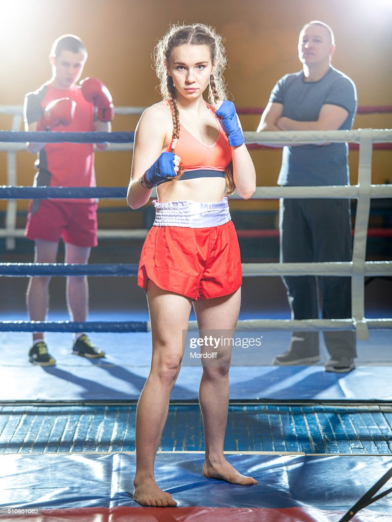 Kick Boxing Girl