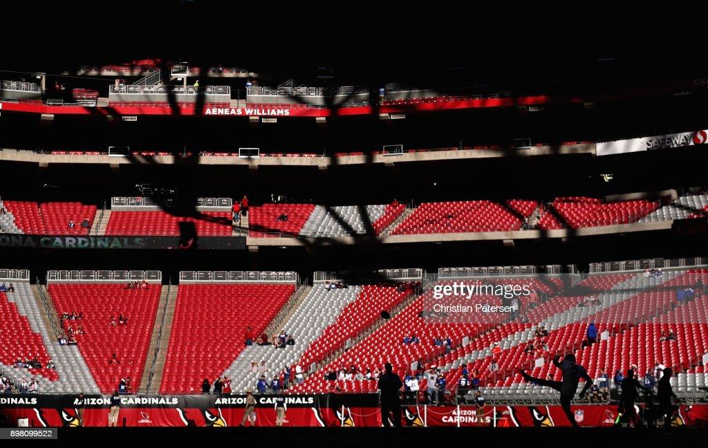 New York Giants vArizona Cardinals