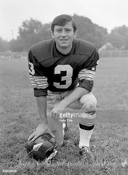 Kicker Charlie Gogolak was selected with the Washington Redskins' first pick in 1966 and played with them until 1968