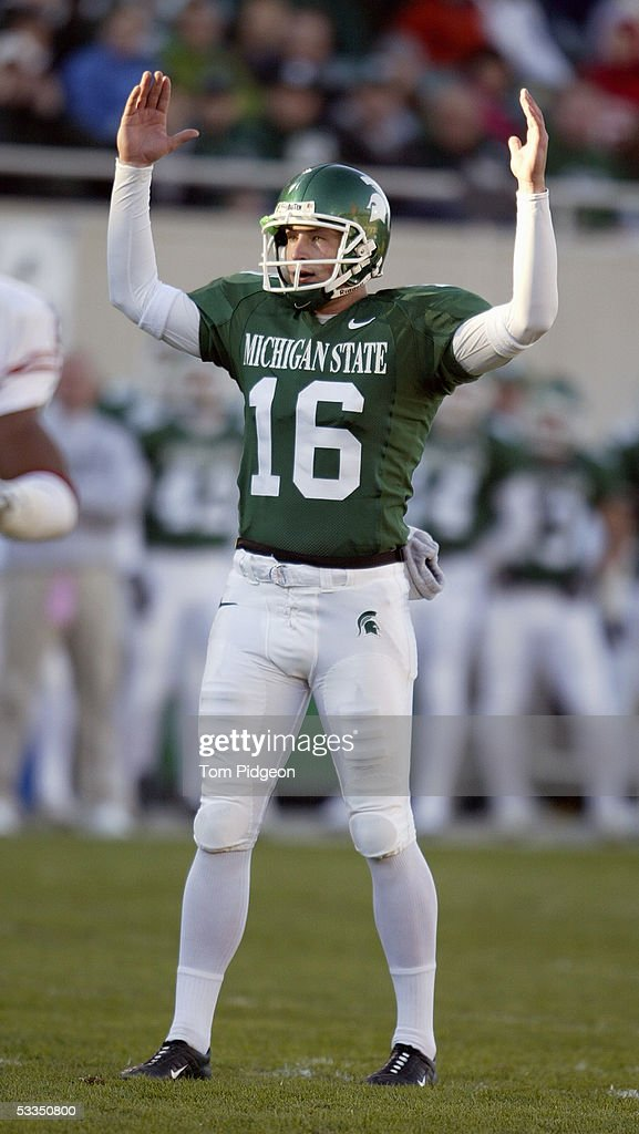 Michigan State Spartans v Wisconsin Badgers : ニュース写真