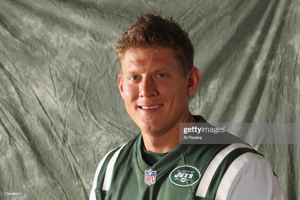New York Jets Portrait Session