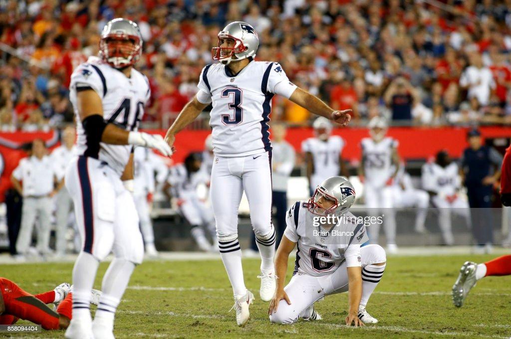 New England Patriots vTampa Bay Buccaneers
