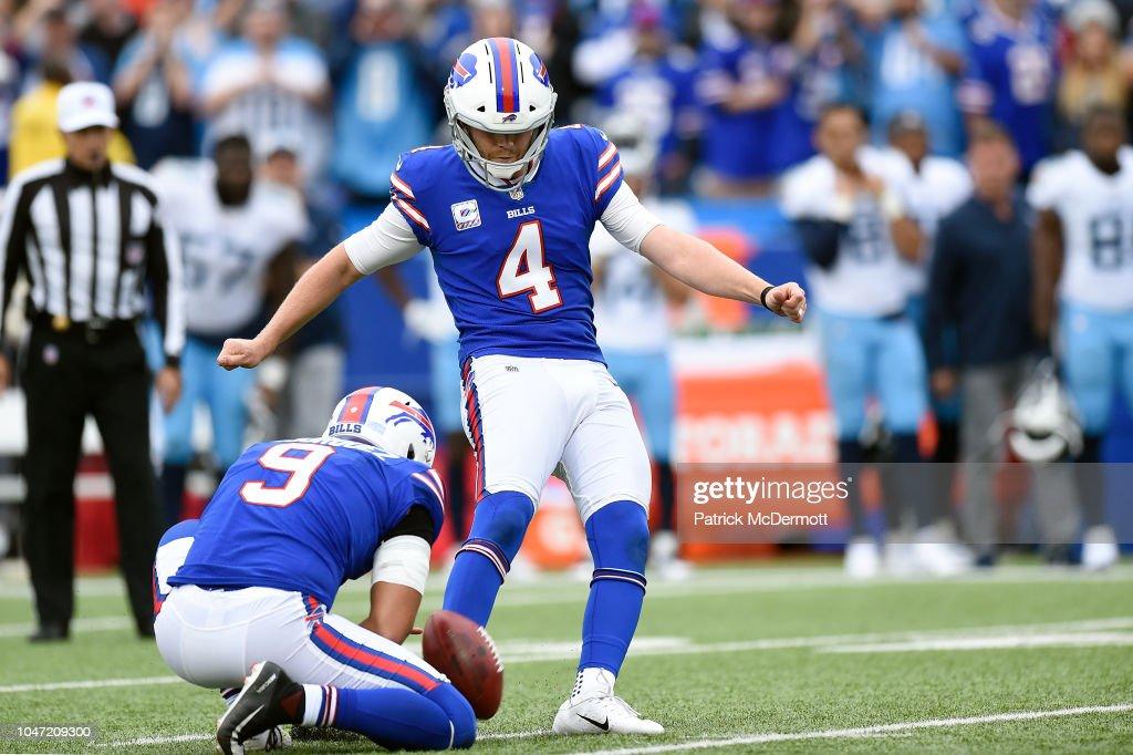 Tennessee Titans v Buffalo Bills : Fotografia de notícias
