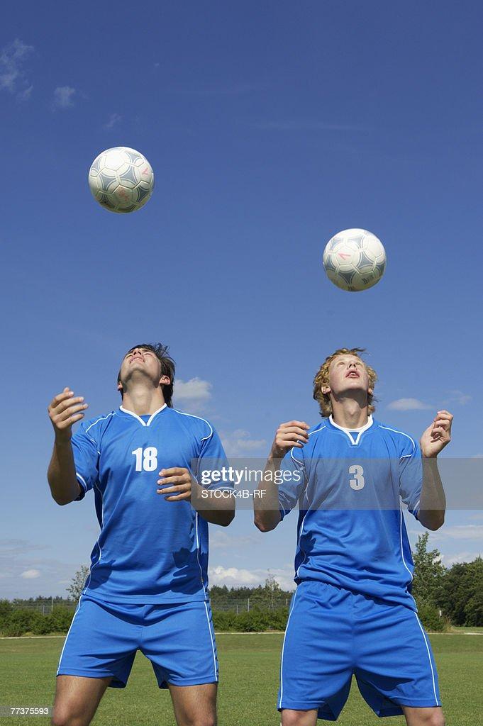 Kickers exercising : Photo