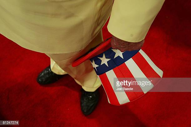 gop kicks off rnc convention - republican national convention stock pictures, royalty-free photos & images
