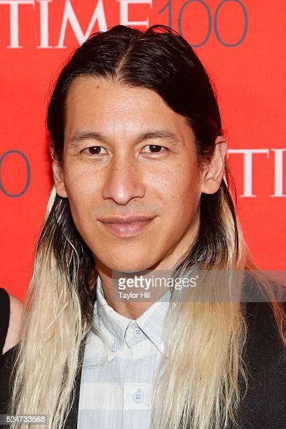Kickstarter founder Perry Chen attends the 2016 Time 100 Gala at Frederick P Rose Hall Jazz at Lincoln Center on April 26 2016 in New York City