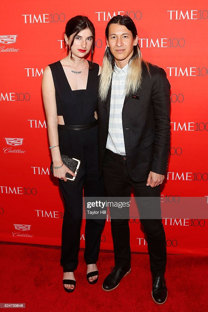 Kickstarter founder Perry Chen (R) attends the 2016 Time 100 Gala at Frederick P. Rose Hall, Jazz at Lincoln Center on April 26, 2016 in New York City.