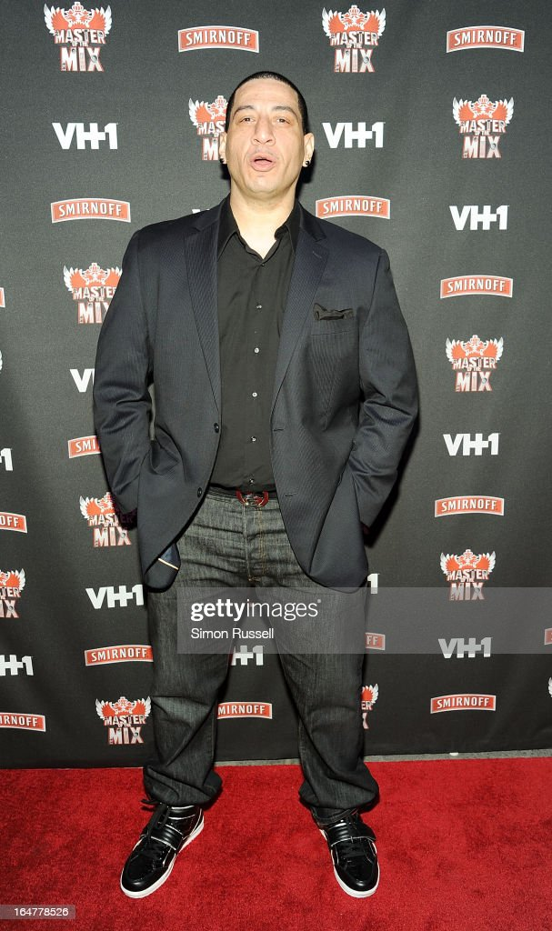 Kid Capri attends the 'Masters Of The Mix' Season 3 Premiere at Marquee on March 27, 2013 in New York City.