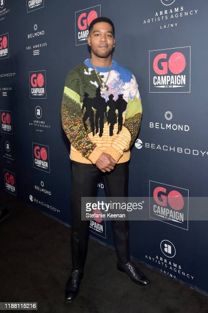 Kid Cudi attends the GO Campaign Gala 2019 on November 16, 2019 in Los Angeles, California.