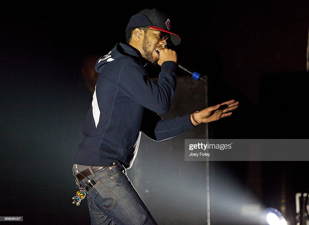Kid Cudi In Concert - January 15, 2010